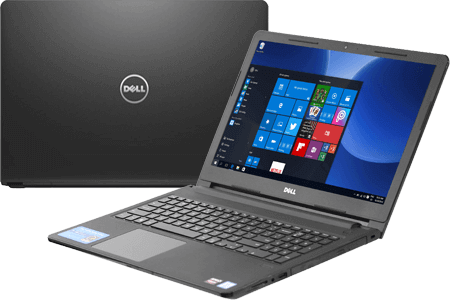 NOTEBOOK DELL VOSTRO 15 3568 CORE I3-6006U Processor (3MB Cache,up to 2.00GHz)