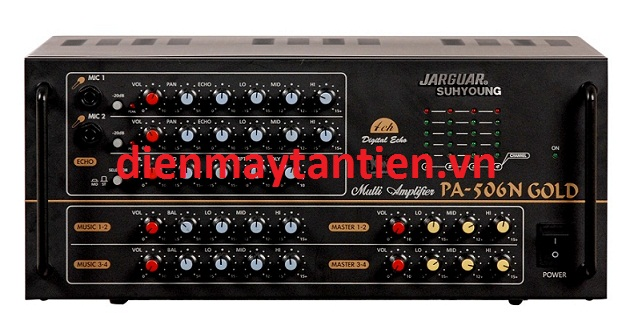 AMPLY JARGUAR SUHYOUNG PA-506N GOLD , 1200W
