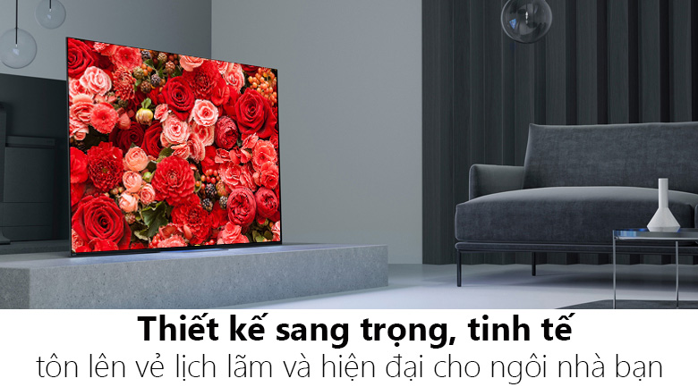 Android Tivi OLED Sony 4K 55 inch KD-55A8F Mới 2018