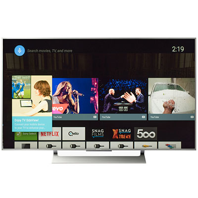 Android Tivi Sony 4K 75 inch KD-75X9000F