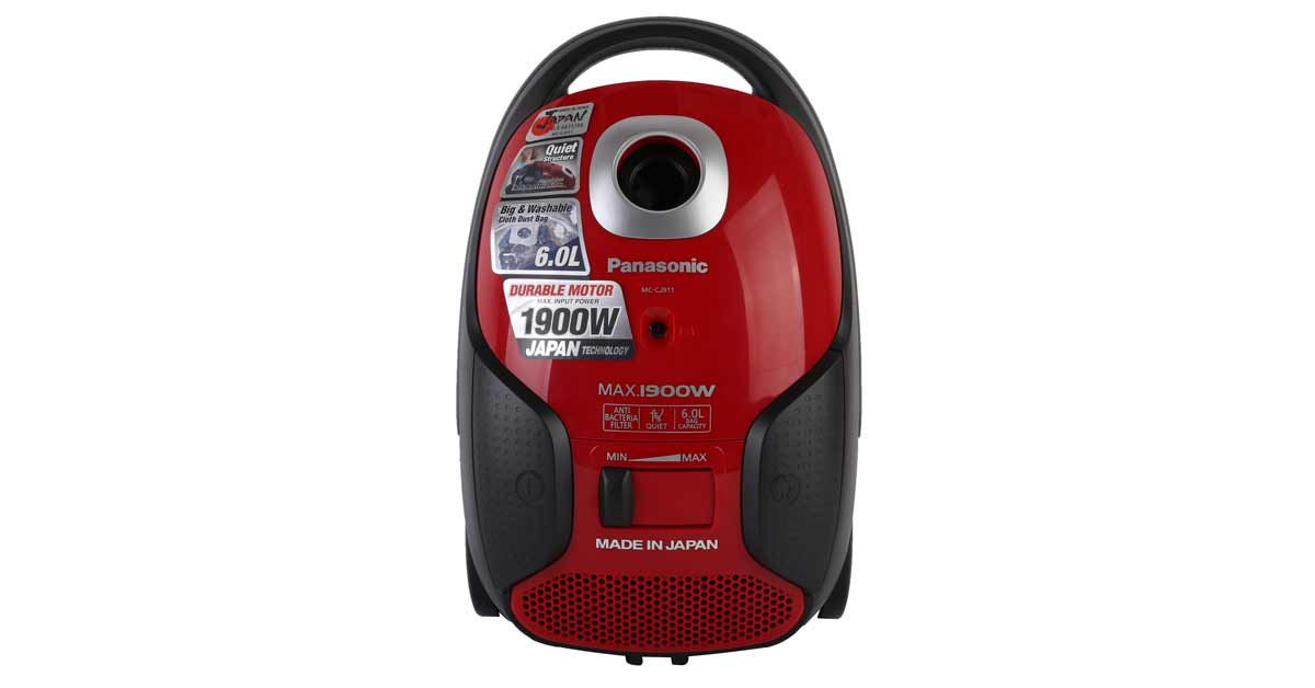 Máy Hút Bụi Panasonic MCCJ911RN49 , 1900W , made in Japan