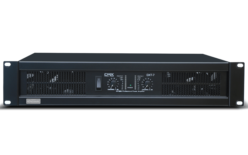 POWER AMPLIFIER DMX DXT-7