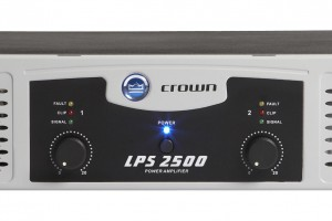 MAIN POWER CROWN LPS 2500
