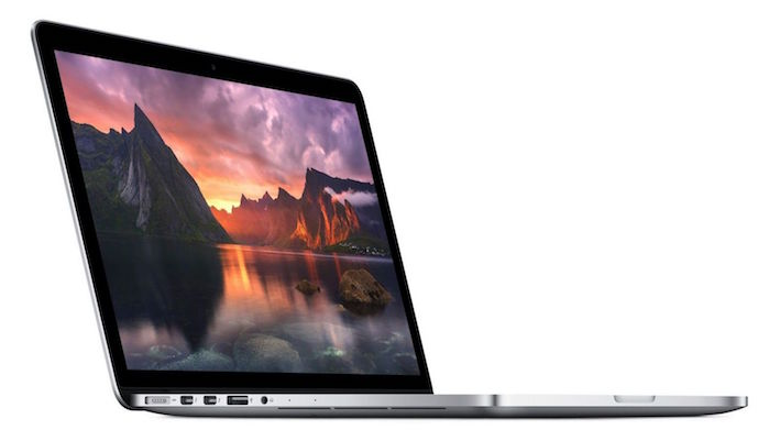 Macbook Pro 15-inch Retina Z0RG0- Model 2015