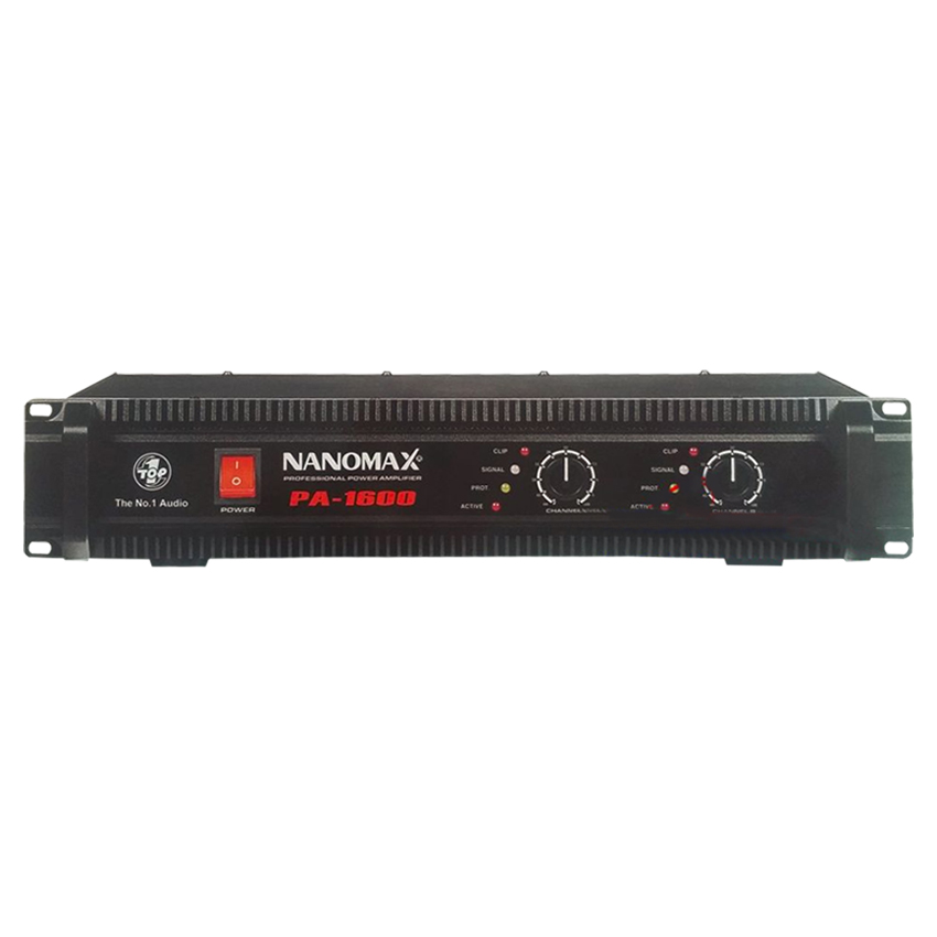 MAIN POWER NANOMAX PA-1600