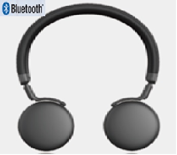 HEADPHONE MICROLAB BLUETOOTH T-96