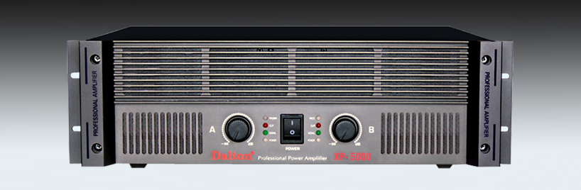 POWER AMPLIFIER DALTON XP-5000, 1600W
