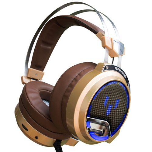 HEADPHONE SOUNDMAX AH-318 MÀU NÂU
