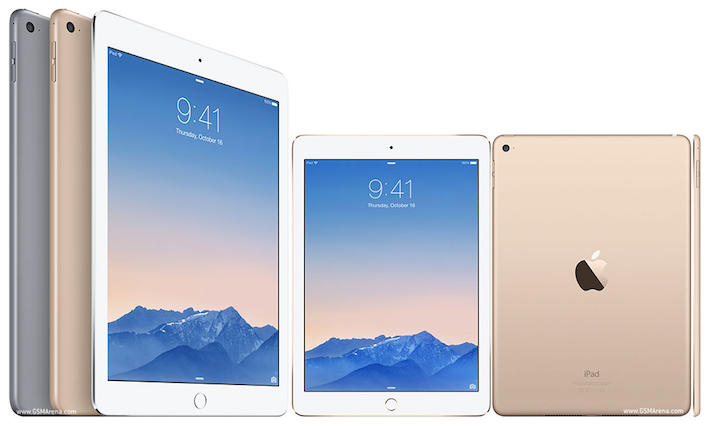 IPAD AIR 2 - 4G - 128GB